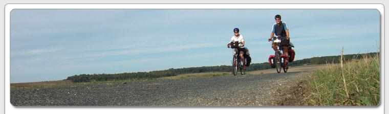 Tagebuch einer 5-monatigen Fahrrad-Reise quer durch Europa